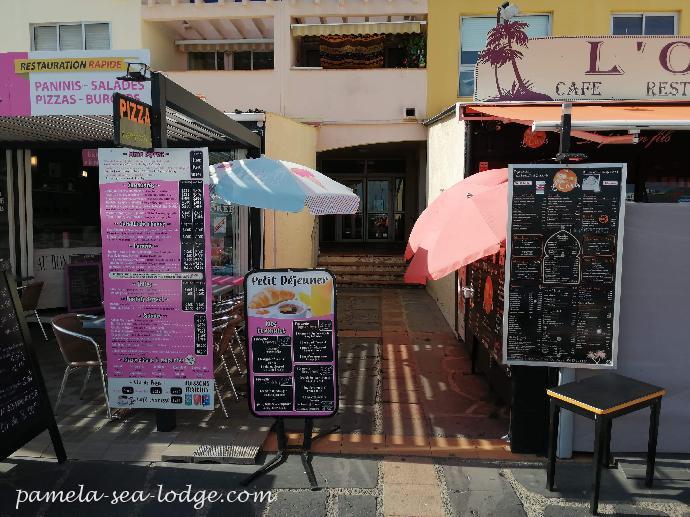 Pamela Sea Lodge Dock Acces And Restaurants