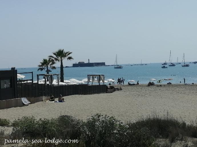 Richelieu Beach - Fort Brescou