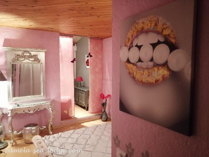 Chambre Glamour Cap D Agde